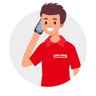 Online Mietgeräte - Kontakt aufnehmen