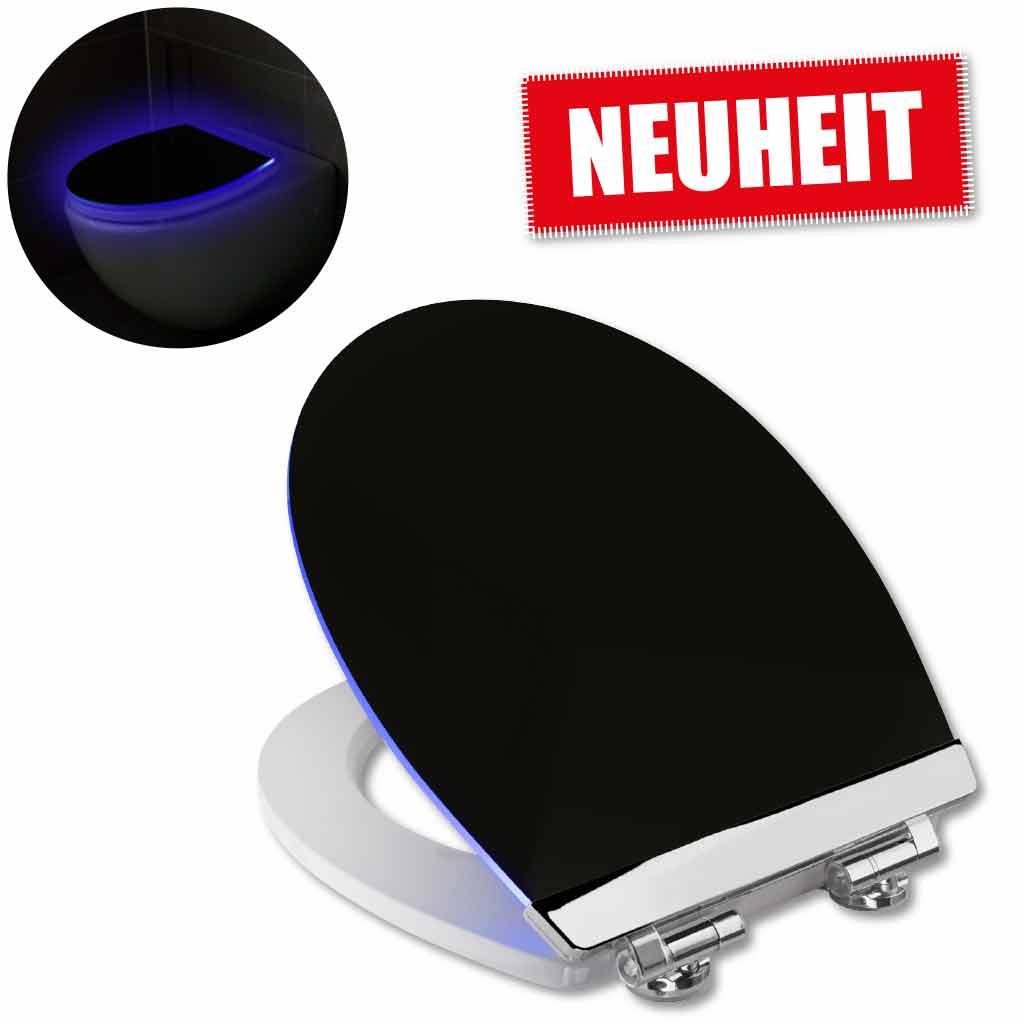 WC-Sitz LED